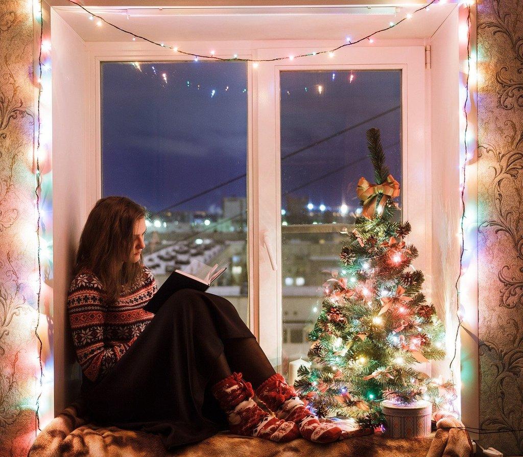 Precauciones A Tomar Al Poner Luces De Navidad Decoracion Xmas